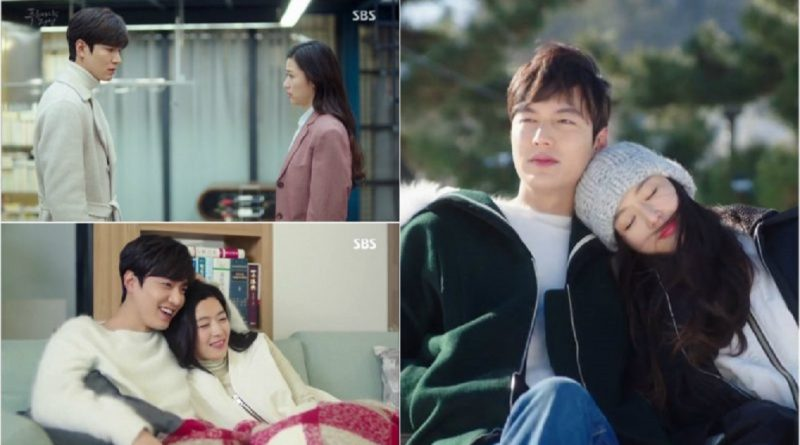 The Legend Of The Blue Sea Ends With Jun Ji Hyun And Lee Min Ho S