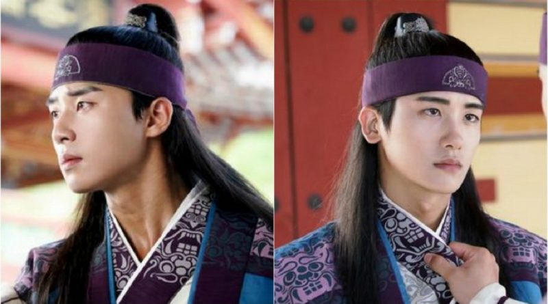 Hwarang Released Still Cuts Of Park Seo Joon And Park Hyung Sik