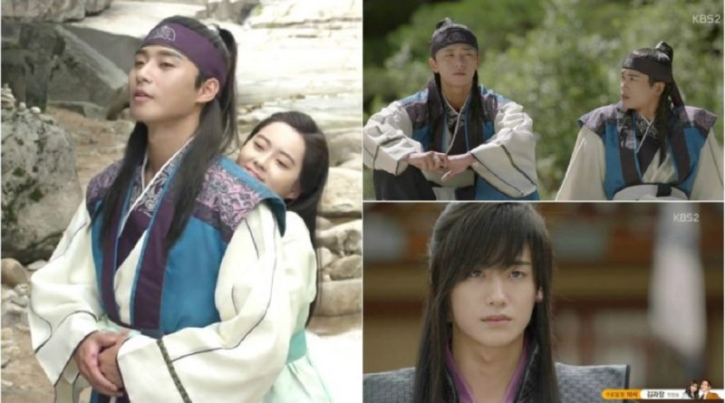 Hwarang Park Seo Joon Finds Out Park Hyung Sik S Identity As The