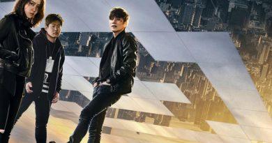 "The Latest Posters of Ji Chang Wook, Shim Eun Kyung and Ahn Jae Hong's ""Fabricated City"""