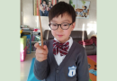 Song Il Gook Uploads Daehan's Newest Picture