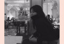 Song Hye Kyo's Natural Beauty in B&W Picture
