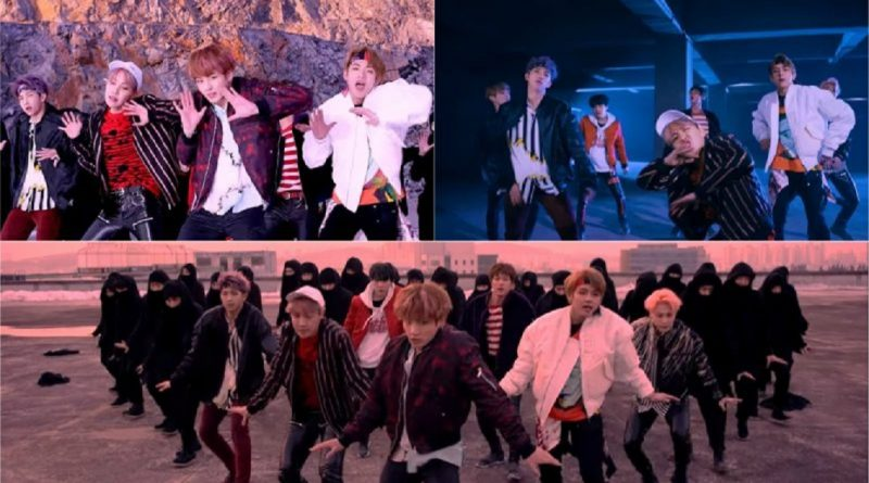 Bts Not Today Mv Becomes The Fastest Kpop Mv To Surpass 10