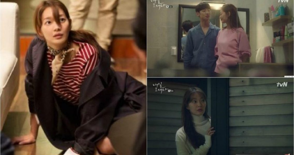 'Tomorrow With You' Shin Min Ah and Lee Je Hoon Start to Misunderstand Each Other