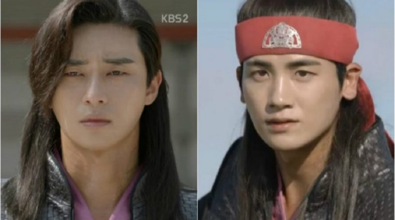 Hwarang The Cool Park Seo Joon Vs The Miserable Park Hyung Sik Castko