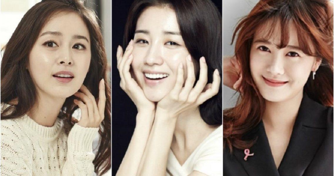 Ways to Take Care Of Your Skin: Kim Tae Hee, Park Ha Sun, Goo Hye Sun's Edition