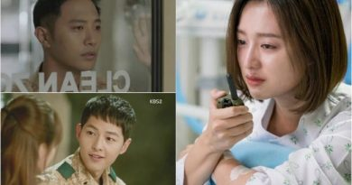 """A Look Back at 'Descendants of the Sun' Episode 11-1 """"Myeong Joo's Condition Got Worse"""""""