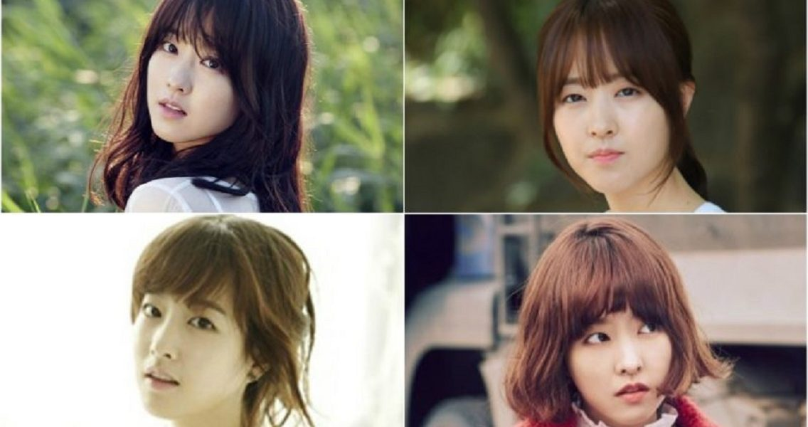 Looking At Park Bo Young's Best Hairstyle
