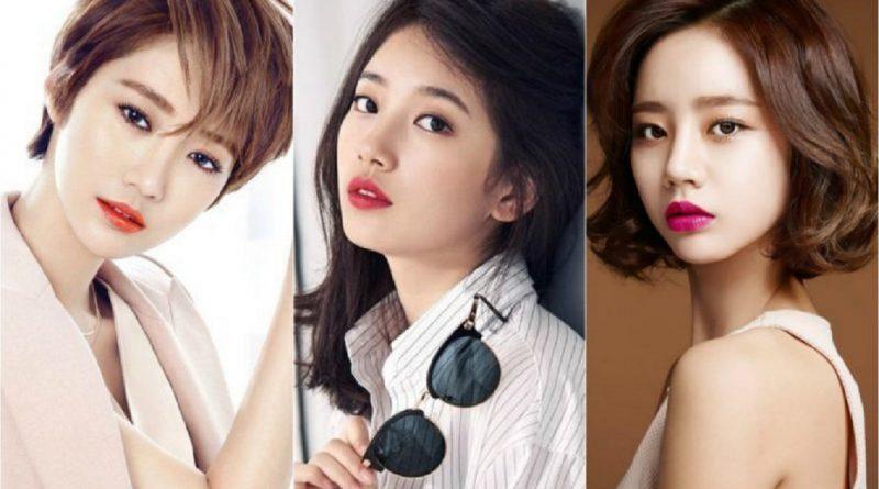 Go Jun Hee Hyeri Suzy Long Hair Or Short Hair Castko