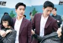 'Man to Man' Released Behind the Scene Pictures of Kim Min Jung and Park Hae Jin