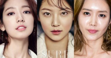 Covering 'Panda Eyes': The 'Pink Beam Make Up' of Park Shin hye, Go Seung Yeon, and Chae Jeong An
