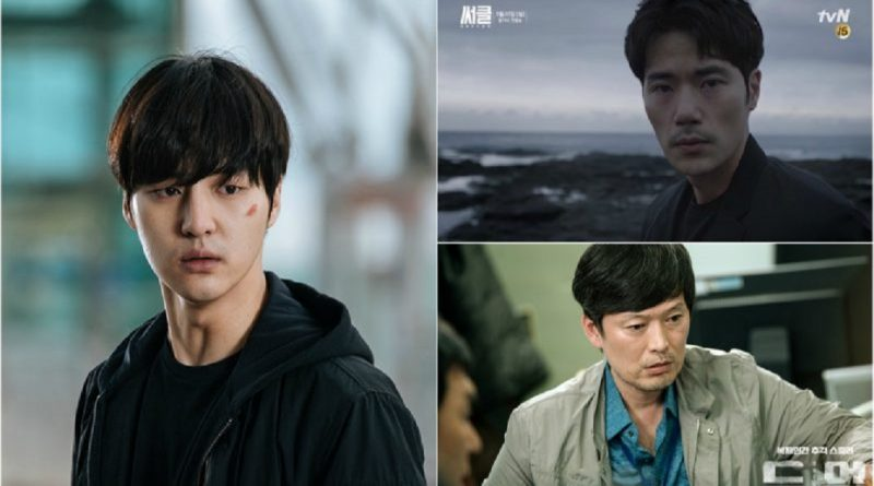 Circle' and 'Duel', tvN and OCN's Upcoming Sci-Fi/Thriller