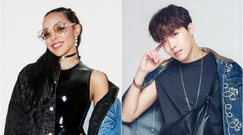 Tinashe Accepts Collab Offer From BTS J Hope CastKo