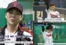 Xiumin's Skill in Playing Baseball