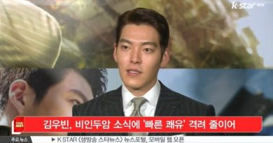 Kim Woo Bin Has Just Been Diagnosed with Nasopharyngeal Cancer