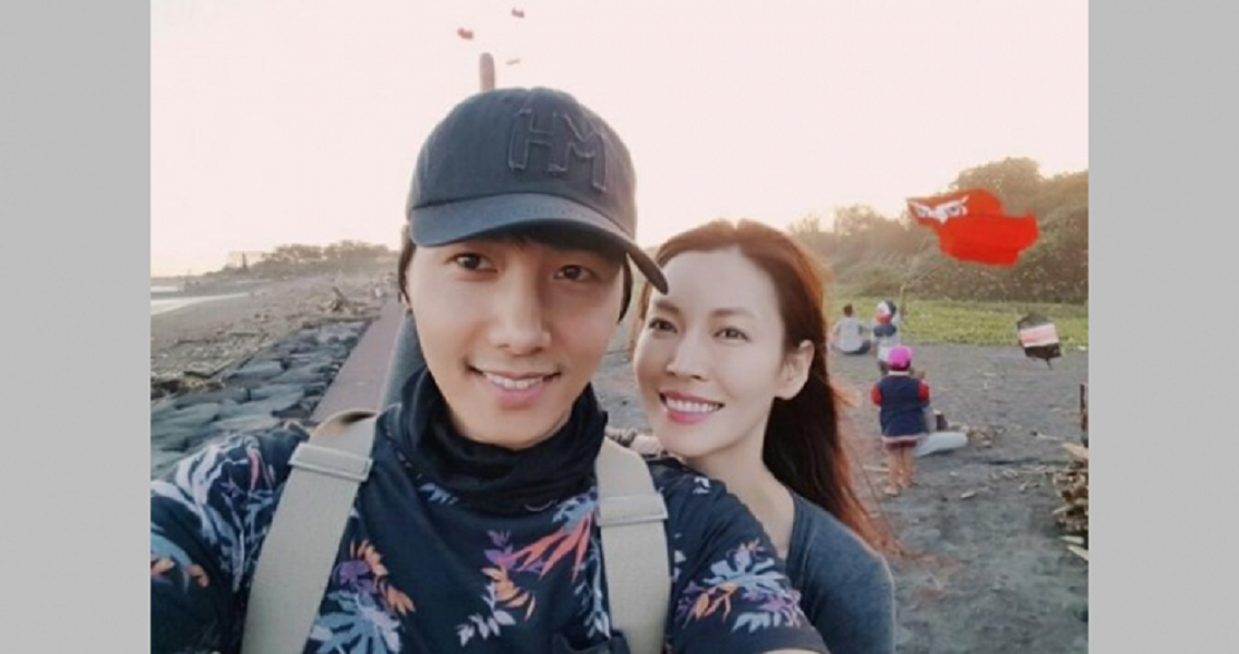 Lee Sang Woo and Kim So Yeon Post a Photo from Their Honeymoon in Bali