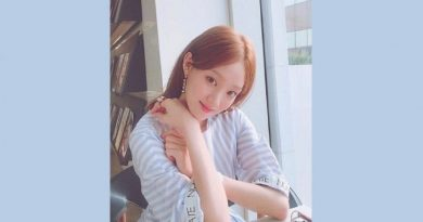 Lee Sung Kyung's Charming Everyday Look