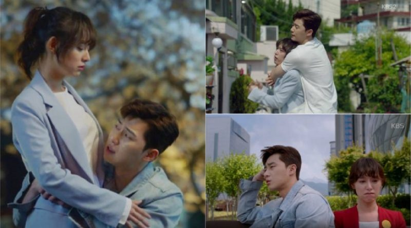 Park Seo Joon And Kim Ji Won Present A Heart Pounding Love Story In
