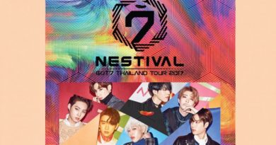 GOT7, The First K-Pop Group to Hold Their Concert in 4 Cities in Thailand