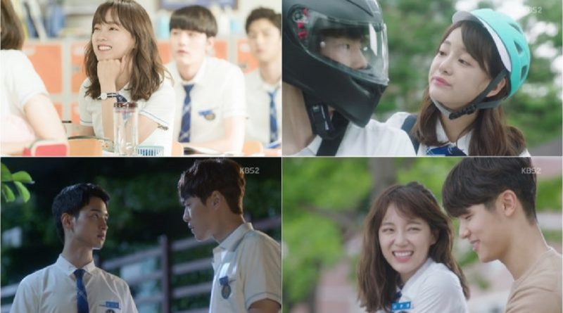 First Episode of 'School 2017': Kim Se Jeong Tries to Steal
