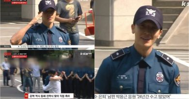 Super Junior Donghae is Released from the Army only Two Days After Eunhyuk