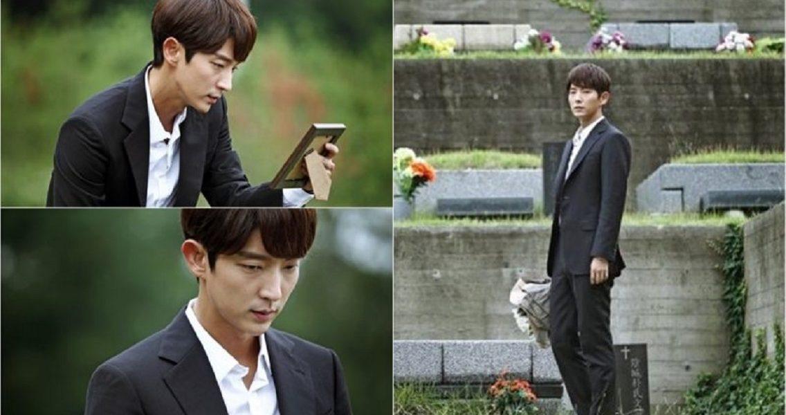Lee Joon Ki Visits a Grave in Newest Previews for 'Criminal Minds'