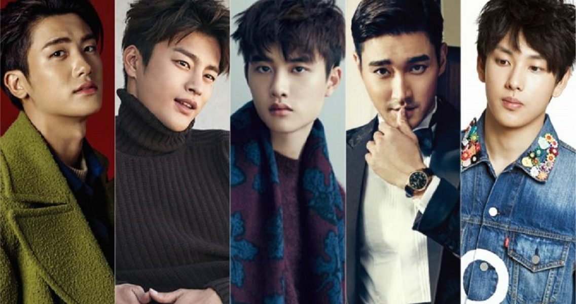 Top 5 Male Idols Who are Successful as Actors