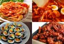 [RANK AND TALK] 4 Korean Foods That You Have to Try!