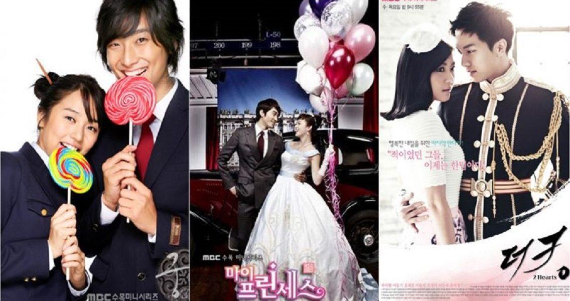 3 Palace Dramas Set in Modern World