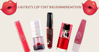 [RANK AND TALK] 5 Best Korean Lip Tints That You Should Try