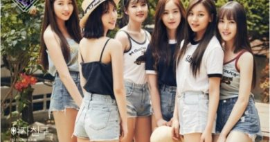 GFriend Released Summer Themed Teaser For Upcoming Single and Album