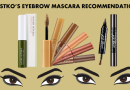 [RANK AND TALK] 3 Eyebrow Mascara For Your Beautiful and Natural Colored Eyebrows