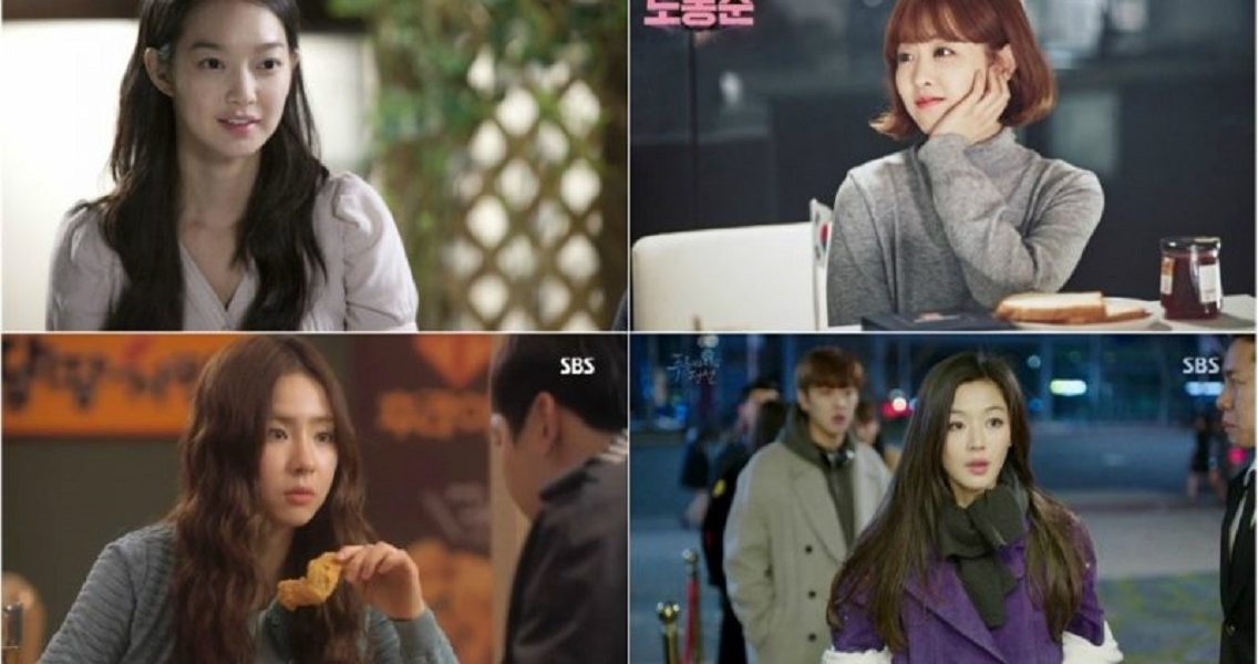 4 Most Attractive Super Girls from Korean Dramas