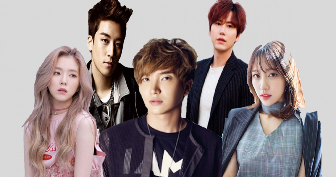 [RANK AND TALK] 5 KPOP Idols Who are Excellent as MCs
