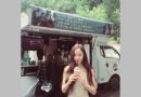 Park Shin Hye Sent a Coffee Truck for Krystal During 'Bride of the Water God' Shooting