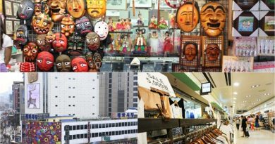 5 Top Shopping Centers in Seoul, Korea