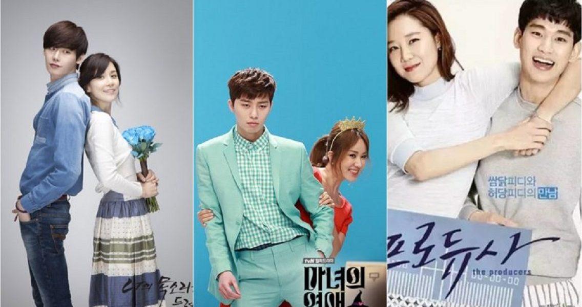 [RANK AND TALK] 3 'Noona-Dongsaeng' Themed Dramas