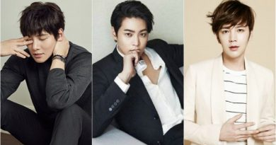 [RANK AND TALK] 3 Actors Who Can Sing Really Well