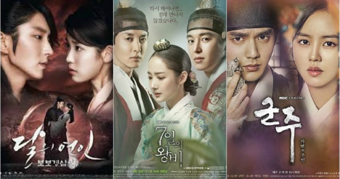 3 Dramas About Fights In Seizing the Throne That Ended Up Tragically