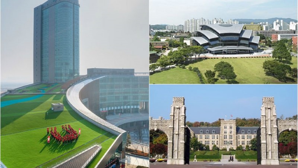 Rank And Talk 3 Universities In Korea That Offer Creative Arts And Design Major Castko