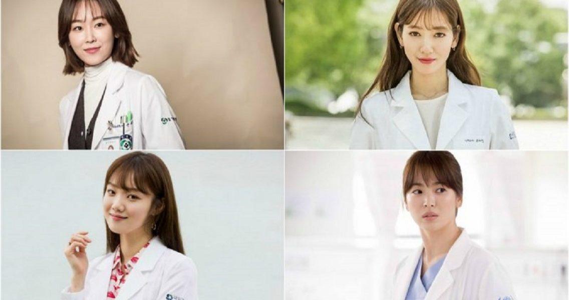[RANK AND TALK] 4 Beautiful Doctors in Korean Dramas