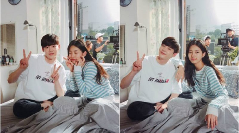 While you were sleeping releases pictures of lee jong suk and suzy while you were sleeping releases pictures of lee jong suk and suzy from the last day of shooting castko stopboris Images