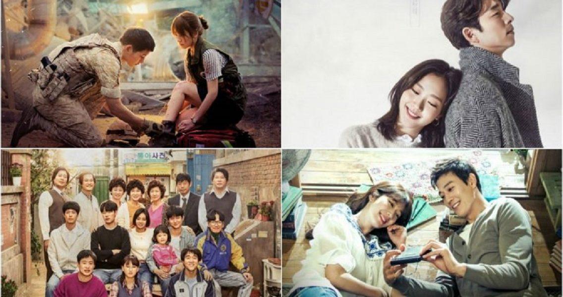 4 Most Memorable Korean Dramas