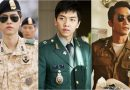[RANK AND TALK] 6 Actors Who Look Handsome in Uniform