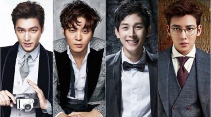 Lee Min Ho, Joo Won, Im Siwan, Until Ji Chang Wook, The Actors