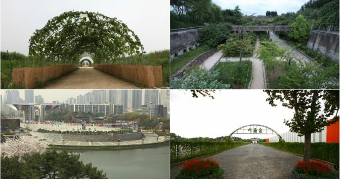 [RANK AND TALK] 4 Most Beautiful Parks in Seoul
