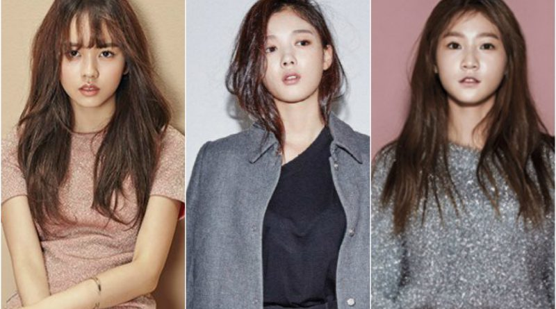 3 Young Korean Actresses Who Grown Up To Be Beautiful Women Castko