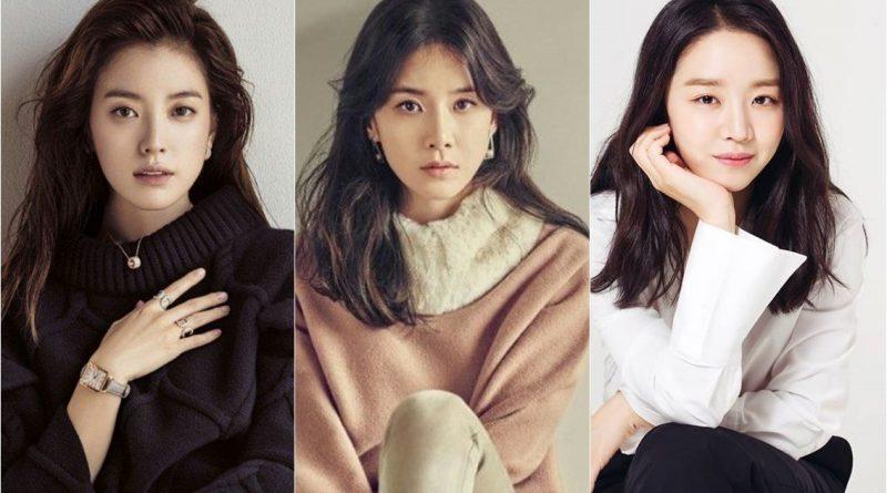 Han Hyo Joo, Lee Bo Young, Shin Hye Sun    Writer So Hyun Kyung's