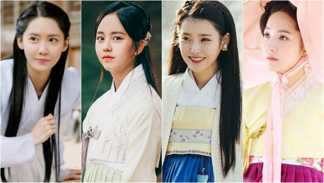 4 Actresses Who Look Beautiful In Hanbok Castko