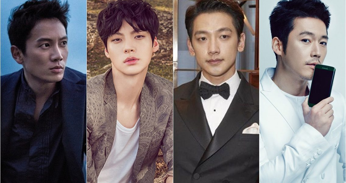 [RANK AND TALK] 4 Married Korean Actors Who Are Still Charming and Enchanting